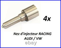 4 Nez injecteur Audi A3 8L 1.9 TDI 90ch en 110ch ideal reprogrammation