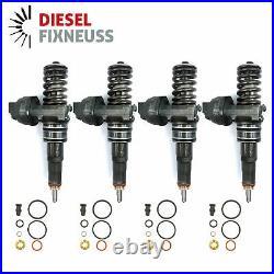 4x Audi Seat Skoda VW 1.9TDI Pd Diesel Injecteurs Kit 038130073BA 0414720216
