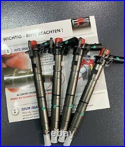 4x Injecteur VW Piézo 2,0 Tdi 0445116030 0986435360 03L130277