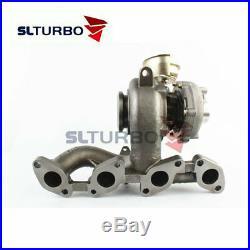 724930 BKD AZV 136 CV turbocompresseur turbo Garrett Skoda Octavia 2.0 TDI 2004