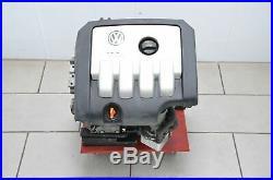 Audi A3 Seat Leon Skoda VW Golf 5 Touran 1T 2.0 Tdi 16V 140 Cv Bkd Moteur 152
