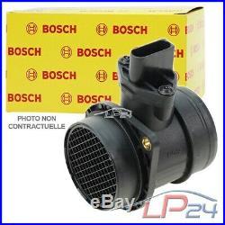Bosch Débitmètre Débimètre De Masse D'air Vw Golf 5 1k 1.9 Tdi