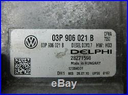 Calculateur 03P906021B 28271598 1,2 TDI VW Seat Skoda Audi Delphi