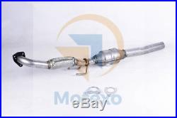 Catalyseur VW GOLF 1.9TDi Mk. 4 (ASV AHF AUY AJM ALH ATD ASZ) 10/97-2/01