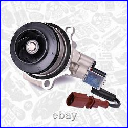 Commutable Pompe à Eau Avec Câble Audi Seat Skoda VW 1,6 2,0 Tdi Cnga 04L121011