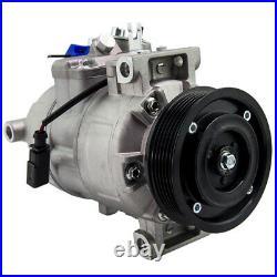 Compresseur climatique pour Audi A4 A6 Seat Exeo ST 1.6 1.8 1.9 2.0 2.7 3.0 Tdi