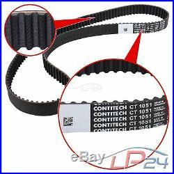 Contitech Kit De Distribution + Pompe Eau Seat Altea 5p 2.0 Tdi