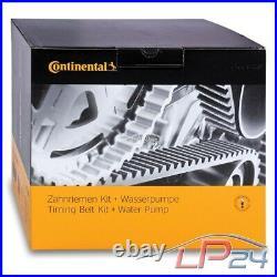 Contitech Kit De Distribution + Pompe Eau Seat Cordoba 6l 1.4 1.9 Tdi 02-09