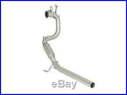 Defap Suppression de filtre a particule FAP downpipe Seat Ibiza 1.6L TDI 105 ch