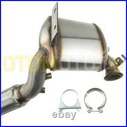 Filtre A Particules Fap Catalyseur Audi A3 8p 8pa Seat Altea Leon 1p 2.0 Tdi 170