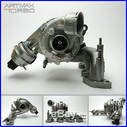 Garrett Turbocompresseur pour Audi VW Seat Skoda 2.0 Tdi 125KW 170PS 757042 Bmn