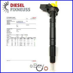 Injecteur Injecteur 03L130855X VW Audi 2,0 Tdi 0445116030 0986435360