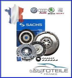 KIT BI-MASSE SACHS 2290601074 Seat Altea, Altea XL, Leon en 1.6TDI avec Stop/Start