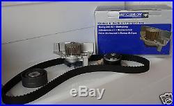 KIT DISTRIBUTION + POMPE A EAU AUDI A3 SEAT TOLEDO 1,9TDi de 03/1997 à 07/2004