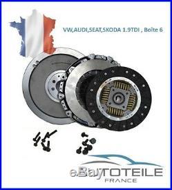 Kit embrayage rigide SEAT CORDOBA II 1.9TDI 130ch de 10/2002 à 11/2009 835050