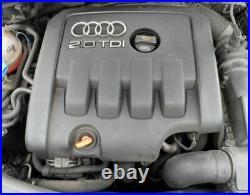 Moteur 2.0TDI BKD 103KW VW Audi Seat Skoda Mitsubishi 59TKM Complet Garantie