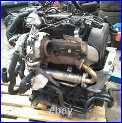 Moteur Volkswagen 2.0 Tdi Bmn Golf Touran Audi Seat 89Tkm Unkomplett Jjm
