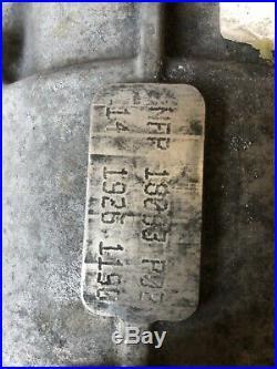NFP Boite de vitesse Vw Audi Skoda Seat Leon 2L Tdi 140ch 6Vitesses LHD LQU NFZ