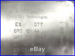 Original Filtres à Particules Diesel FAP OE 6RO181AA, 6RO131723D, 6RO166AA