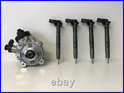 Pompe à Haute Pression Pompe Neuf VW Audi Seat Skoda 2.0 Tdi Incl Injecteurs