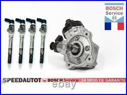Pompe réusinée VW Audi 2,0 Tdi 03L130755 Injecteurs 0445116030 Echange standard
