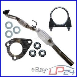 Pot Catalytique +kit D'assemblage Vw Bora 1j Golf 4 IV 1j New Beetle 9c 1.9 Tdi