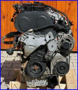 Tp Moteur Volkswagen 2.0 Tdi Bmn Golf Touran Audi Seat Skoda 81TKm Unkomplett