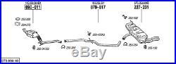 Tube Afrique Inox Decata Audi A3 Seat Altea Leon Vw Golf 5 Touran Tdi 105 140