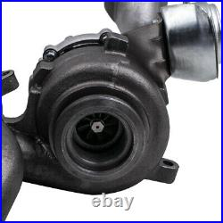 Turbo Pour Audi A3 Seat Leon 2.0 Tdi Pd 103 Kw 140ps Bkd 724930-0001 03G253019A