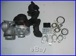 Turbo Skoda Seat Audi VW 2.0TDI 16V 103kW Bkd, Azv Bkp 03G253010JX 724930