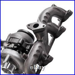 Turbo Turbine for VW Seat Altea Leon Toledo 1.9 TDI 751851 GT1646MV 77KW 105PS