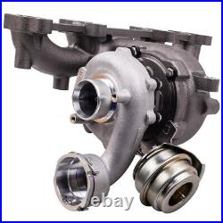Turbocharger pour Audi Seat VW 1.9 TDI 2000 -2006 721021 03G253016 038253019S