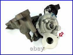 Turbocompresseur Audi A4 A5 A6 Q5 Seat Exeo 2.0 TDI 105kW 03L145702M 03L145701D