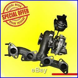 Turbocompresseur BMN BMR BUY BUZ VW 2.0 170cv 757042-1 03G253010A 03G253014K