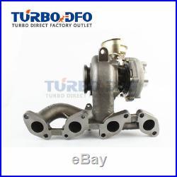 Turbocompresseur GT1749V Audi A3 2.0 TDI 8P/PA BKD AZV 140 PS Turbo 724930-9
