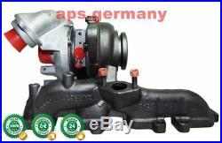 Turbocompresseur VW Golf VI 1.6 Tdi Audi A3 1.6 Tdi VW Touran 1.6