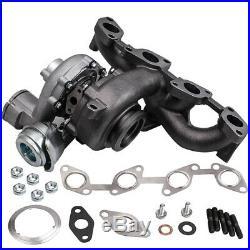 Turbocompresseur for VW Passat Golf Touran 2.0 TDI 140ps 03g253010j 03g253019a