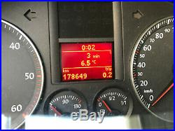 VW Golf 5 Skoda Audi A3 Seat Bkd Moteur Complet 2,0TDI 16V 140PS 178tkm