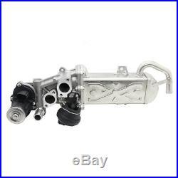 Vanne EGR Recyclage gaz refroidisseur Pour Audi Seat VW 1.6 / 2.0TDI =03L131512N