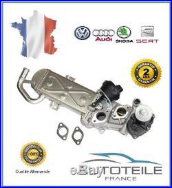 Vanne EGR pour VW TOURAN 1.6Tdi, 2.0Tdi de 05/2010 à Aujourd'hui