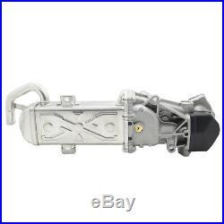 Vanne egr recyclage gaz refroidisseur pour AUDI A3 Q3 TT 1.6 TDI 2.0 TDI